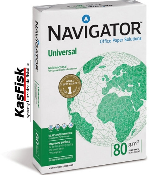 A3 Papier xero NAVIGATOR Universal ppk030