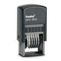 Numerator TRODAT 4836 6/3,8mm   stk023