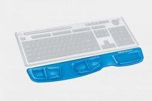 Podkładka przed klawiaturę niebieska   xak073