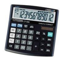 Kalkulator CITIZEN CT-500/J 12poz.          kkk011
