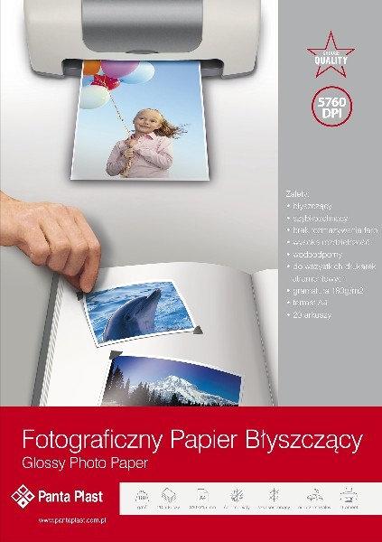 Papier FOTO A4 230g błyszczący 20ar.   pp 513