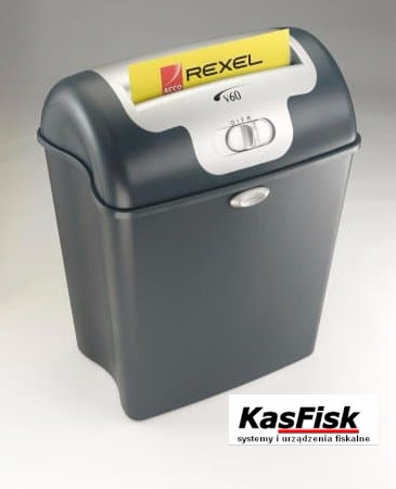 Niszczarka REXEL Promax V60WS DIN2     unk308