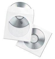 Koperty papierowe na CD  50 szt.   kp 005
