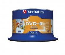 Płyta DVD-R cake box 50 4.7GB 16x do nadr.  xc 140