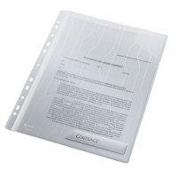 Folder LEITZ Combifile, uszt, biały przezr. obk056