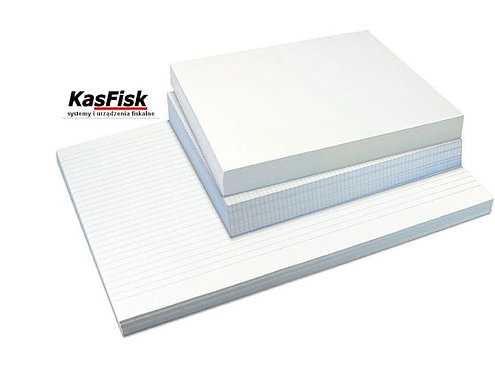 Papier do pisania A3, 500 ark.gładki UNIPAP ppk202