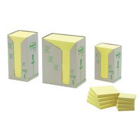Bloczki samop.3M POST-IT 38x51 Ż.450k       blk169
