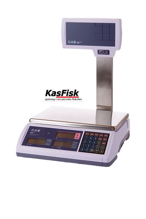 CAS ER PLUS 15CP kalkulacyjna z RS