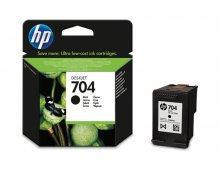 Wkład HP 704 Czarny 6ml