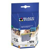BLACK POINT Wkład EPSON T0711 Czarny 13ml xtk099