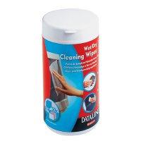 Chust. mokre i suche do czyszcz.ekr. 50szt. xsk025