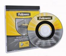 Płyta czyszcząca napęd CD FELLOWES    xsk061