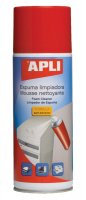 Pianka APLI czyszczaca antystatyczna 400ml  xsk070