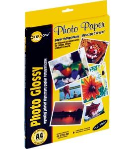 Papier foto Yellow One A4 130g A20 błysz. xpk114