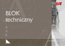 Blok techniczny A3, 10k.                    bl 064