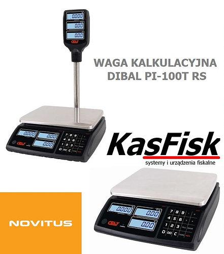 Waga kalkulacyjna DIBAL PI-100T RS  3/6 kg