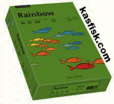 Papier xero kolor Rainbow przygaszona ziel. ppk162