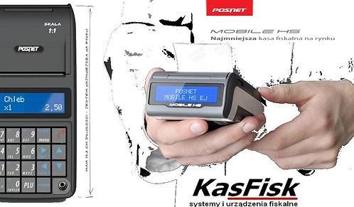 Kasa fiskalna Posnet Mobile HS EJ kopia elektroniczna