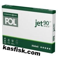 Papier xero POLJET 90 A4-250ark/ryz   ppk020