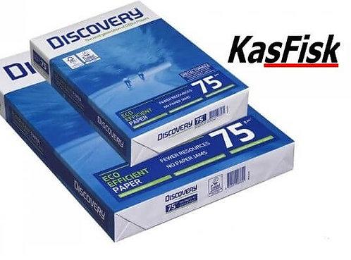 Papier xero DISCOVERY A4 75g   pp 090