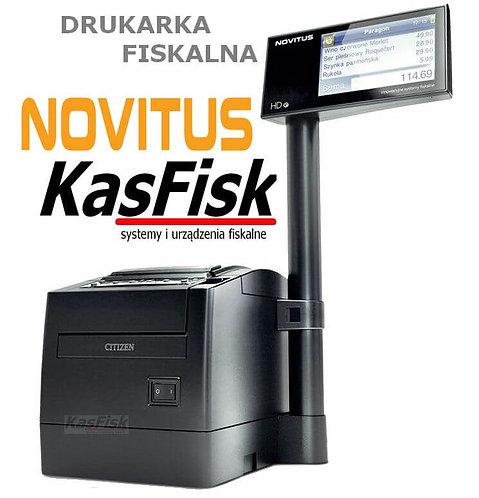 drukarka fiskalna NOVITUS  HD E