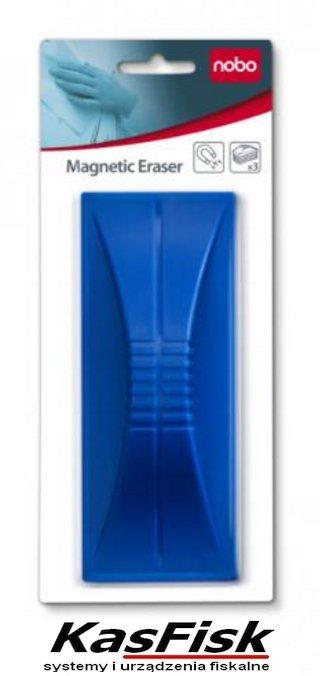 Gabka NOBO Magnetyczna Eco, Niebieska       xs 081