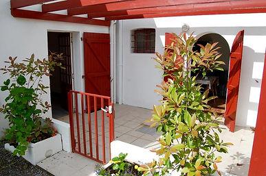 T2 avec belle terrasse