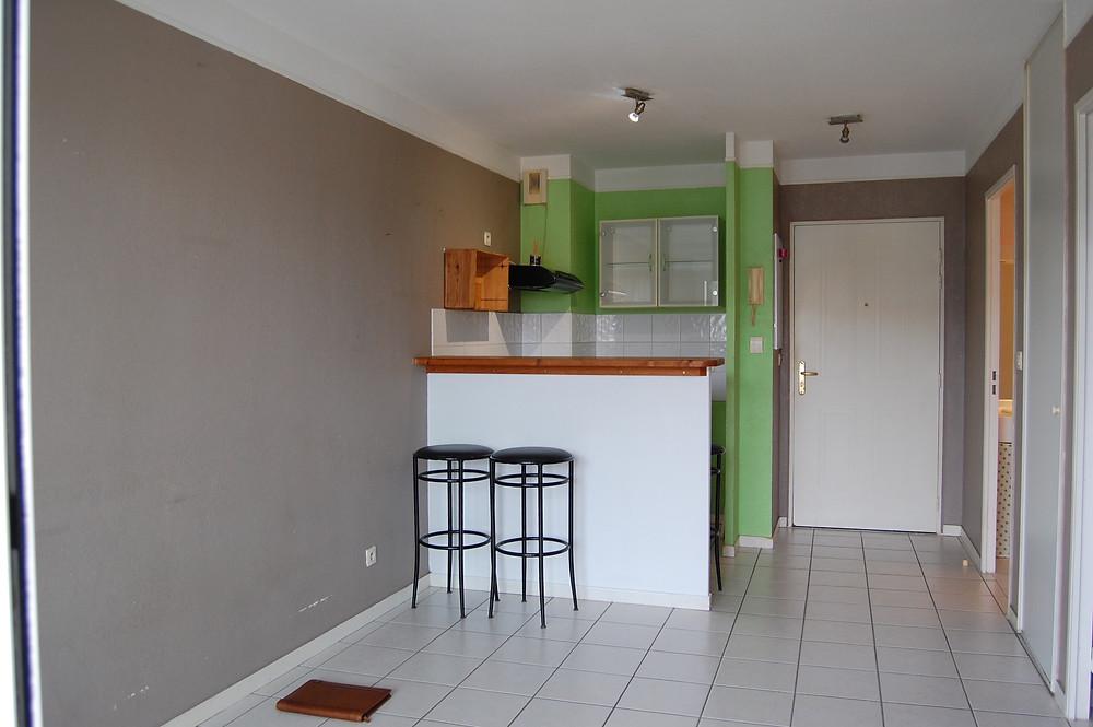 A VENDRE T2 avec terrasse au Golf d'ARCANGUES 159000 €
