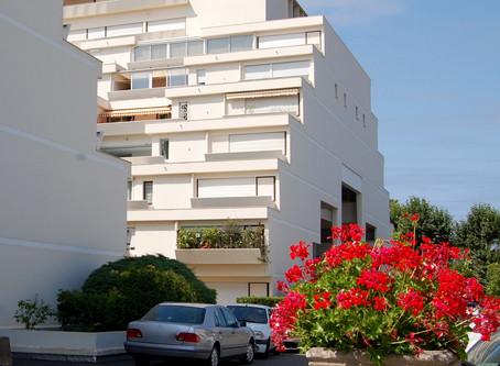 A VENDRE Grand Studio avec parking à BIARRITZ Beaurivage 224700 €