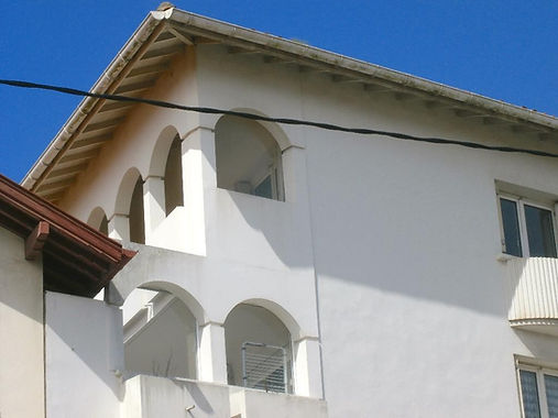 T3 avec grande terrasse et loggia