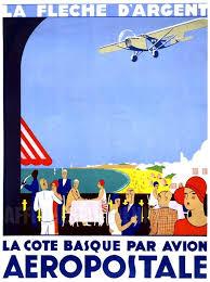 Affiche Biarritz 19