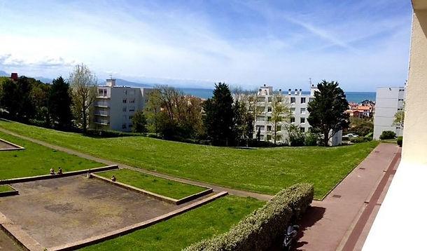 T5 avec grand balcon vue Océan