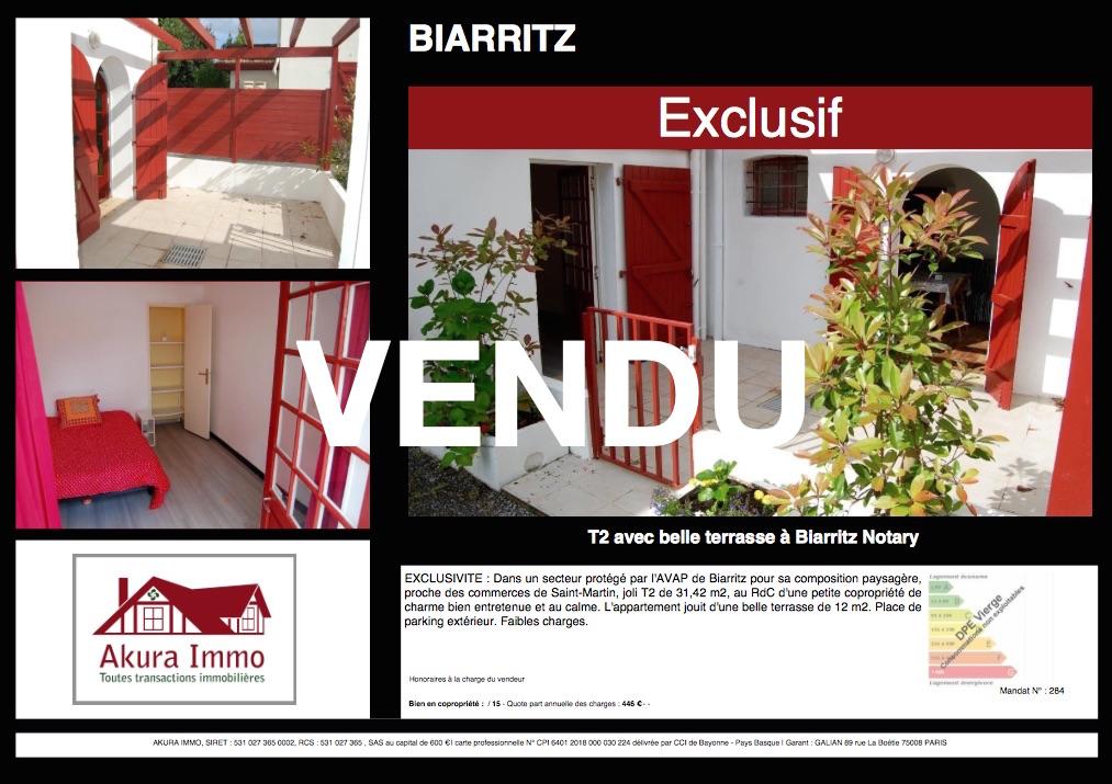 Vendu_par_Akura_appartement_T2_à_Biarrit