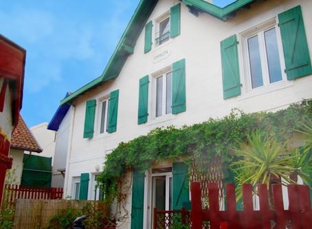 A VENDRE en exclusivité Maison de Ville à BIARRITZ Lahouze 650000 €