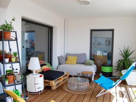 A VENDRE en EXCLUSIVITE Très beau T4 avec terrasse, cave et box à BIARRITZ  550 000 €