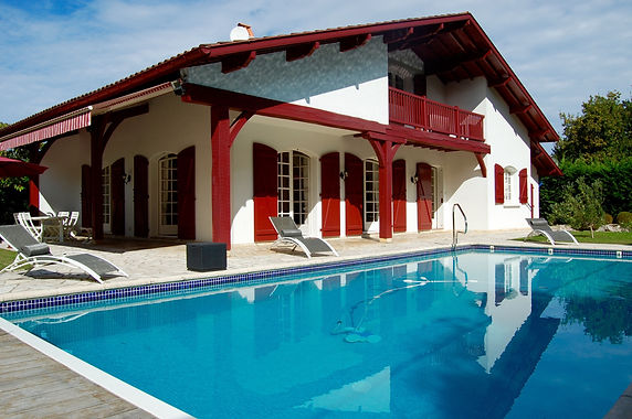 Superbe Villa balnéaire avec piscine