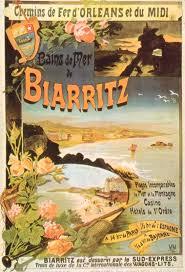 Affiche Biarritz 9
