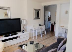 A VENDRE T3 avec terrasse à BIARRITZ Saint-Martin 349800 €