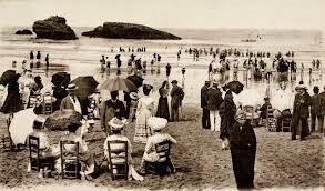 Ces écrivains qui parlent de Biarritz...