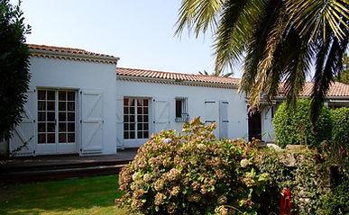 Villa de plain-pied des années 30