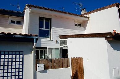 Maison de Ville rénovée avec terrasse
