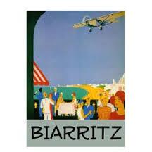 Affiche Biarritz 6