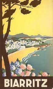 Affiche Biarritz 2