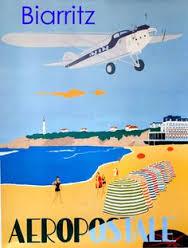Affiche Biarritz 7