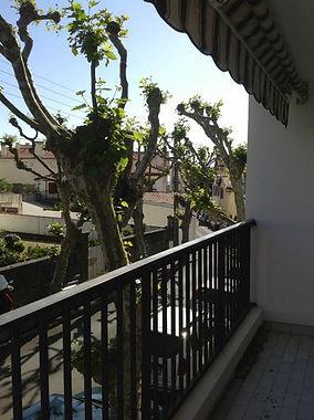T2 avec grand balcon et cave