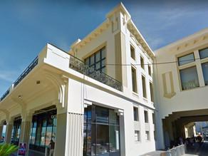 Les immeubles de style Art Déco à Biarritz
