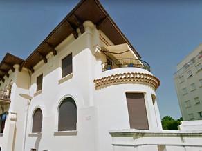 Le genre architectural hispanisant à Biarritz