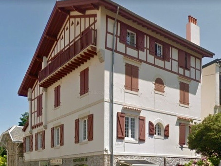 Les Villas Néo-Basques à Biarritz