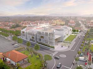 Le quartier Saint-Martin à Biarritz change