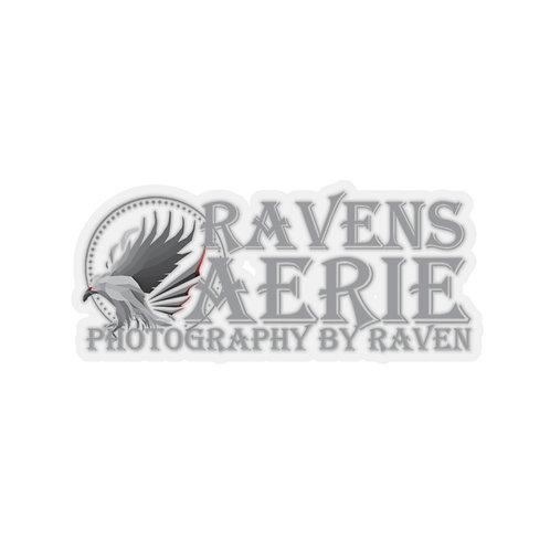 Raven's Aerie Kiss-Cut Stickers